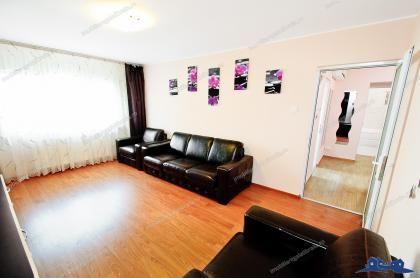 Vanzare apartament 2 camere dec. in Galati, IC Frimu, etaj 2, mobilat si utilat la cheie