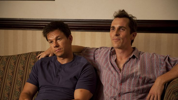 The fighter. 2010. Christian Bale. Mark Wahlberg. David O. Russell.