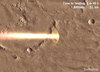 Planet Stars: Προσεδαφίστηκε στον Άρη το Schiaparelli, άγνωστο α...