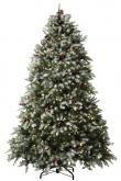 Dunhill Fir Pre-Lit Artificial Christmas Tree - Artificial Christmas Trees - Pre Lit Christmas Tree - Artificial Christmas Tree - pre Lit Christmas Trees - Fake Christmas Trees - Best Artificial Christmastrees - Prelit Christmas Trees | HomeDecorators.com