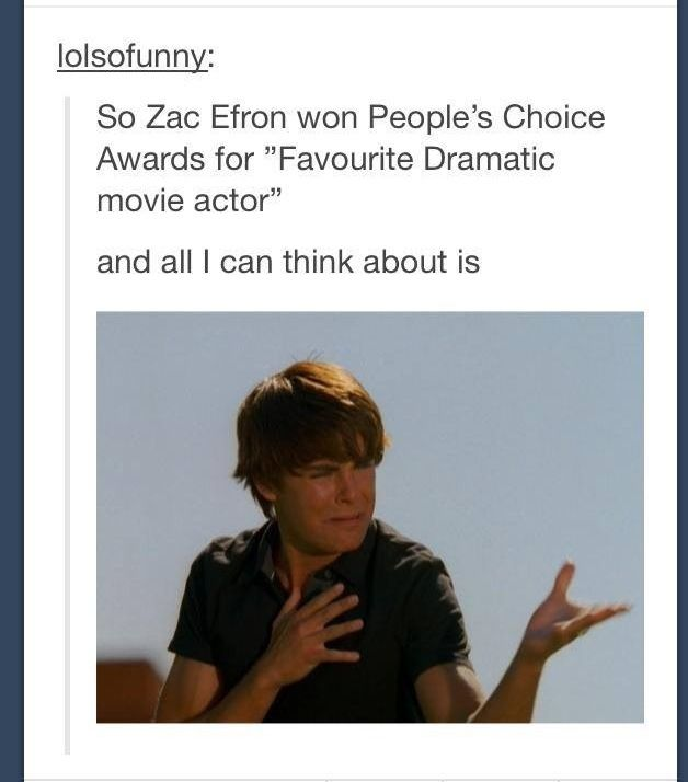 High school musical, none of it really makes sense, yet till this day it still comes on T.V.