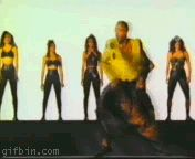 Hammer time! - MC Hammer - U Can't Touch This