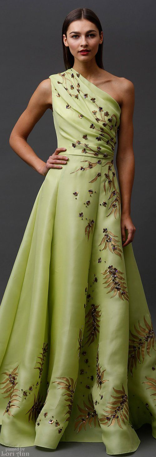 Badgley Mischka Pre-Fall 2015