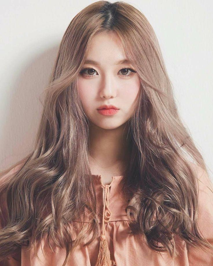 Фото китаянок с русыми волосами
