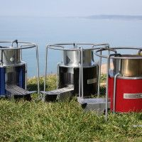 EZY Stove Camping Cooker | The Glam Camping Company