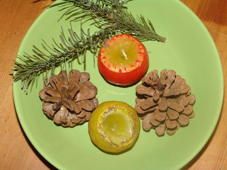Cum sa faci lumanari parfumate din coji de portocale Produse si accesorii homemade, cum sa faci lumanari parfumate din coji de portocale, cateva idei DIY interesante de facut acasa. http://ideipentrucasa.ro/cum-sa-faci-lumanari-parfumate-din-coji-de-portocale/