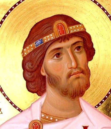 Святой мученик Уар.