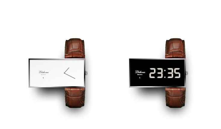 Numero 1 Watch by Oriol Llahona - http://www.positiu.com/about.html