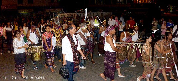 Tawau Cultural Festival 2011, East Timor
