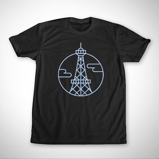 Paris Icon dari Tees.co.id oleh Hans/aza