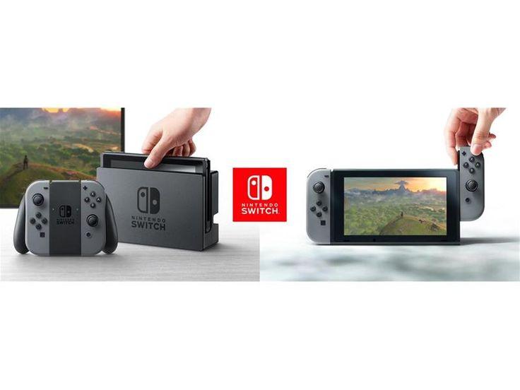 Nintendo Switch Konsoll