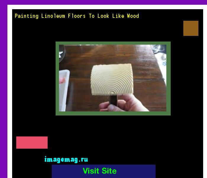 Painting Linoleum Floors To Look Like Wood 100737 - The Best Image Search