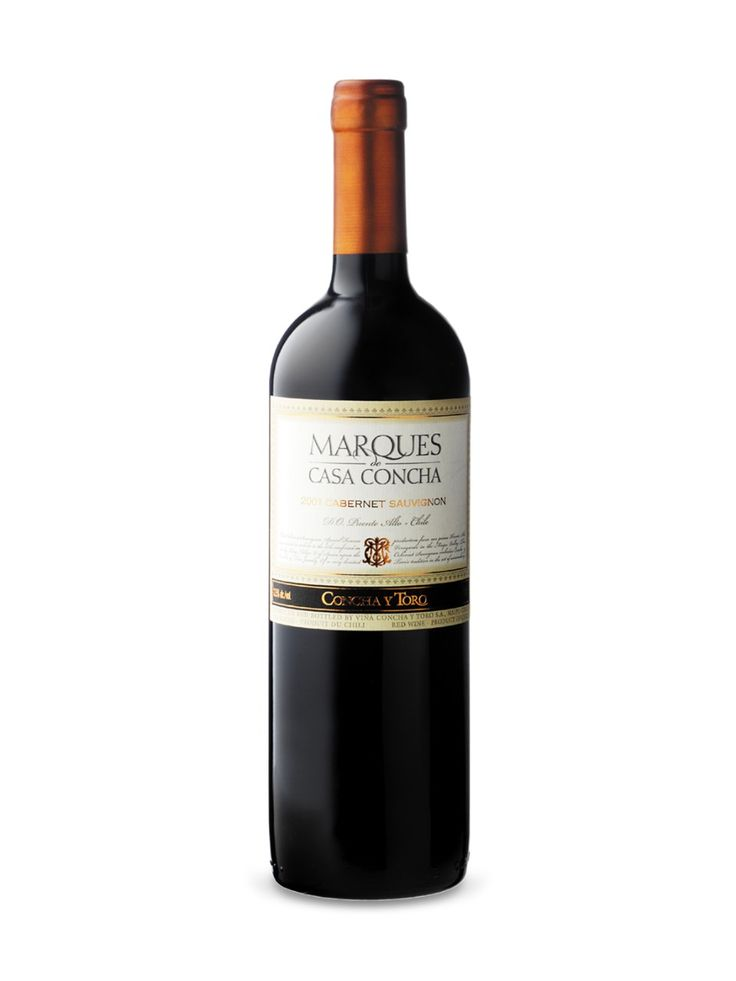 This is always available in the LCBO's Vintages section, $22. Classic Cabernet  from Chile, solid value. Concha y Toro Marques de Casa Concha Cabernet Sauvignon (V)