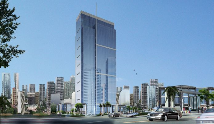 Best Commercial Office Projects In Noida Wave Business Tower..