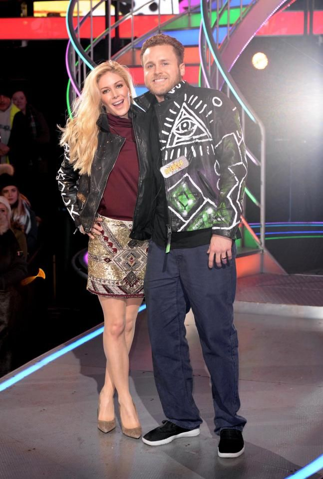 Heidi and Spencer Pratt have been evicted from the CBB house