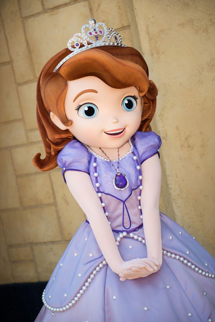 Disney Princess Sofia | ... Sofia, Disney's first little girl princess, has finally arrived at