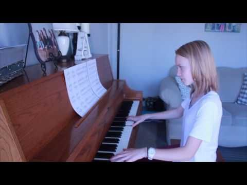 One Direction - Little Things Piano Cover