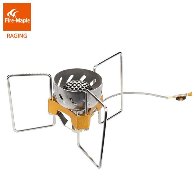 Outdoor Camping Cooking Acier inoxydable Folding Pocket Wood Alcohol Stove