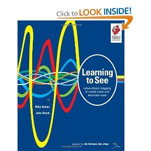 14 best lean books images on pinterest bestseller books books value stream maps are the blueprints for lean transformations and learning to see is an easy to read step by step instruction manual that teaches this fandeluxe Gallery