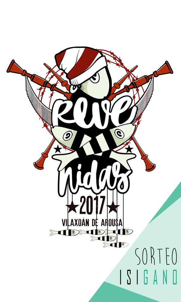 Festivales Rías Baixas quiere premiaros con dos abonos para Revenidas que se celebrará en Vilaxoán de Arousa el 18, 19 y 20 de agosto de 2017 valorados en 64€, la compañía la pones tú! #sorteo #gratis #sorteosgratis #sorteosmadrid #Madrid #suerte #luck #goodluck #premio #free #regalo #concurso #Galicia #Arousa #Festival #Concierto