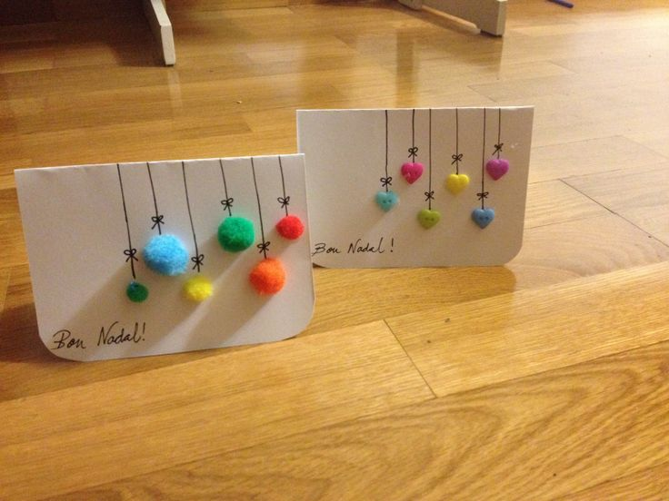 25 best ideas about regalos de guarder a en pinterest - Manualidades tarjeta navidena ...