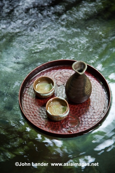 """"""" Japanese #Sake """", traditionally filled in """" Shoko """" and served in traditional glass """" Tokuri """".it also could be nice to drink when you take a bath in a japanese hot spring.日本,日本酒,温泉,"""