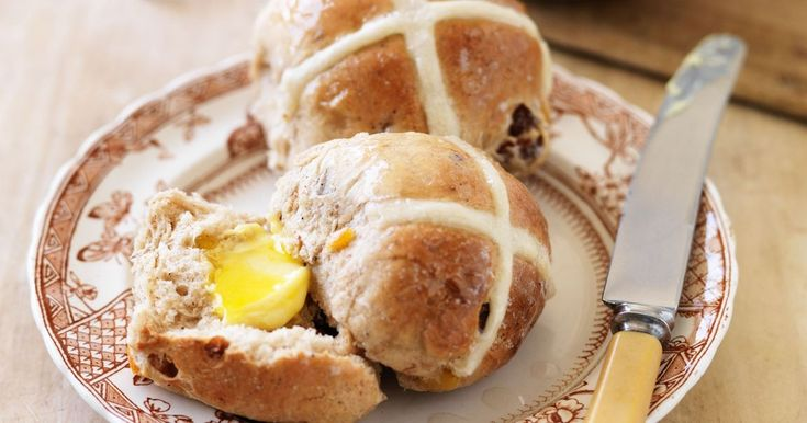 Nothing beats the scent of freshly baked buns wafting from the oven at Easter.