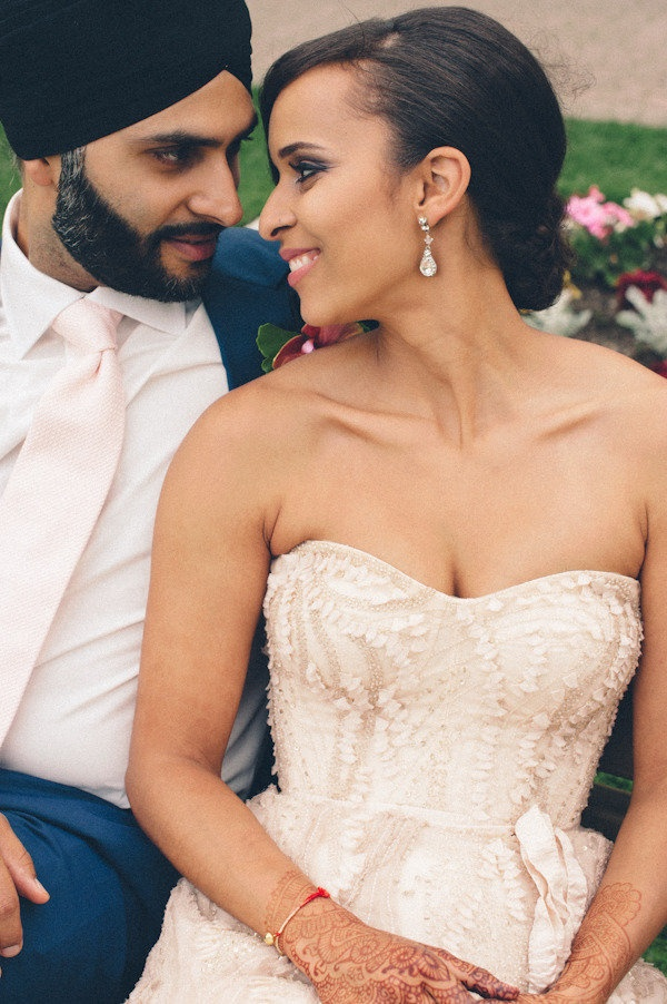 blindian couples