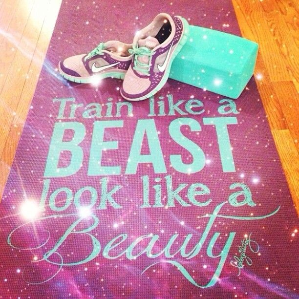 Train Like A Beast. Look Like A Beauty!