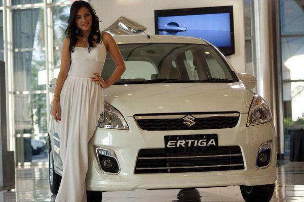 Review lengkap mobil Suzuki Ertiga - http://www.suzukiharga.com/suzuki-ertiga-review/