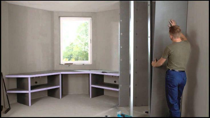 Video panneaux à carreler murs et sols, Jackoboard.VOB