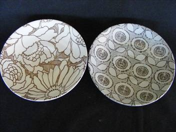 Groovy Saucers - patterns?