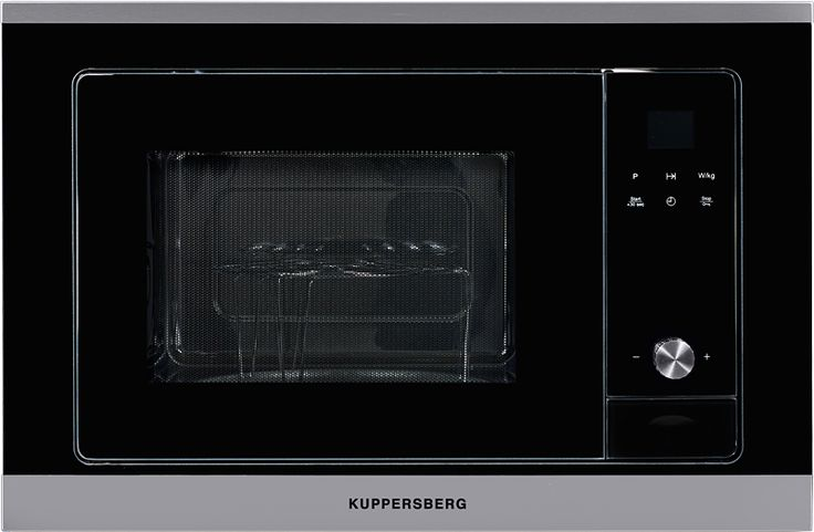 Микроволновая печь Kuppersberg HMW 655 X. Бесплатная доставка по Москве! Фирменный магазин Kuppersberg.