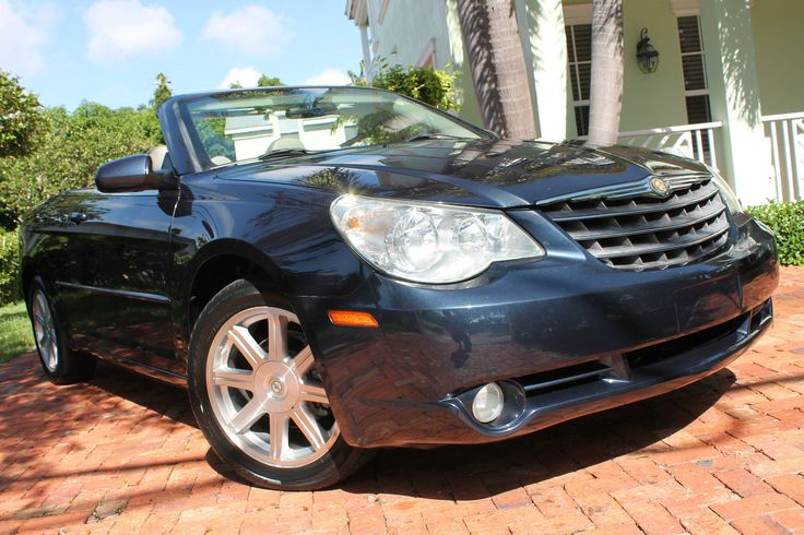 Car Brand Auctioned Chrysler Sebring Touring Edition Stylish 4