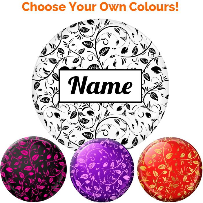 Name Badge - Create Your Own #029 - 75mm