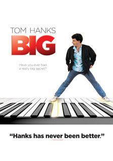 Instantly fell in love with Tom Hanks in this movie.