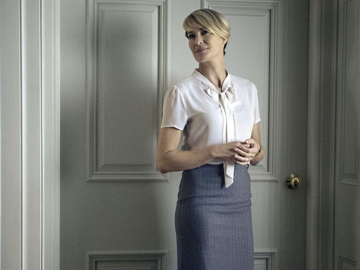 Claire Underwood: nowa ikona stylu