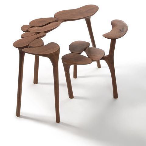 #furniture#design#work#table#chair#가구#디자인#작업#테이블#의자#홍익#목조#졸업#전시#작품소개  .  2015 홍익대 목조형가구학과 디자인전  작품소개  -  <Coral reef 2402>  바닷 속 자연에 동화될 수 있는 가구  /  변태령  Byeon taeryeong