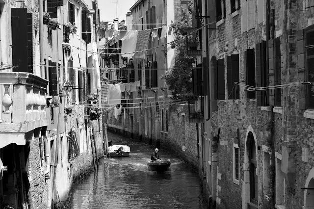 Marina Magro: Italia - Venice in B&W