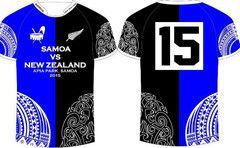 SAMOA NZ Rugby Jersey 2015 | SHOP SAMOA