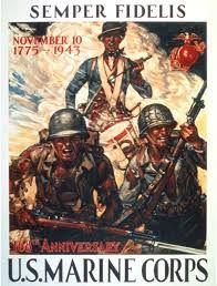 WWII U.S. Marine Corps