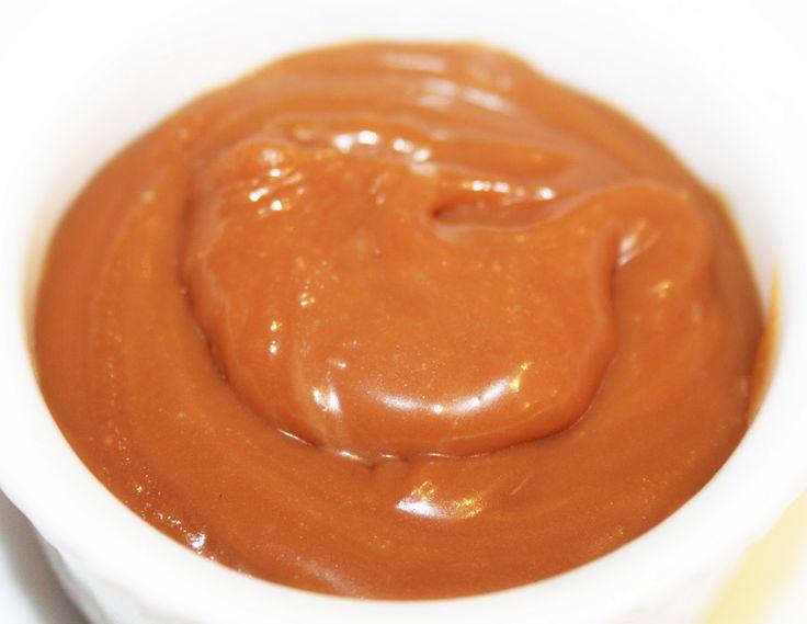 La Cuisine de Bernard : Sauce au Caramel au Beurre Salé