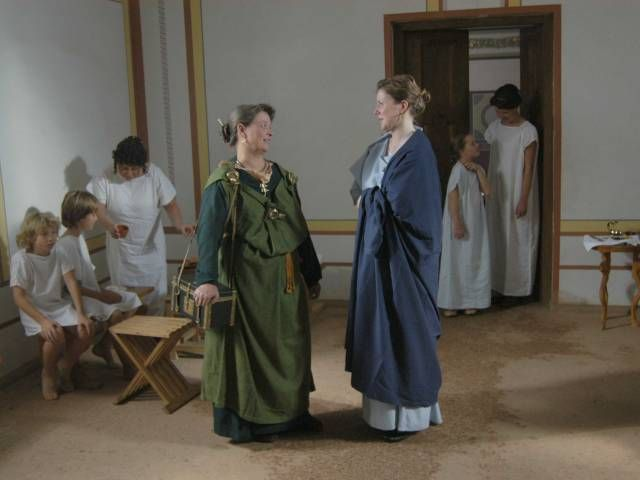A history and analysis of the roman women