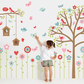 Kyra Knows Best!: Tips for painting and decorating your kids' bedroom