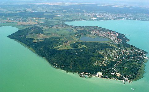 Tihany Peninsula, Lake Balaton