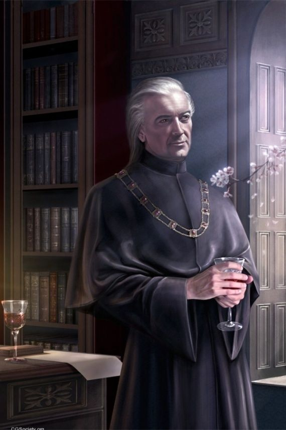 m Cleric merchant noble library prêtre