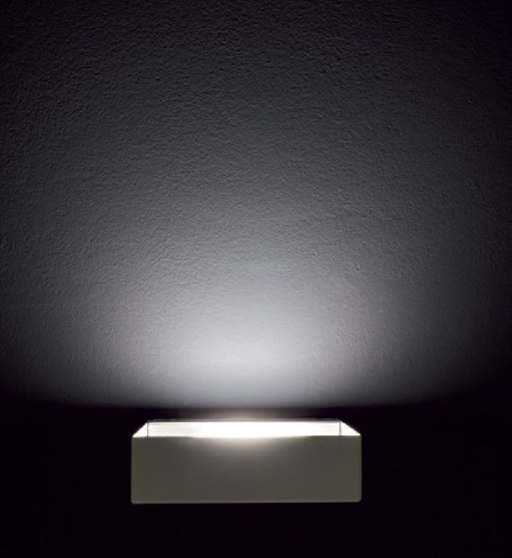 #NOIR AP wall lamp by Itama by Light4