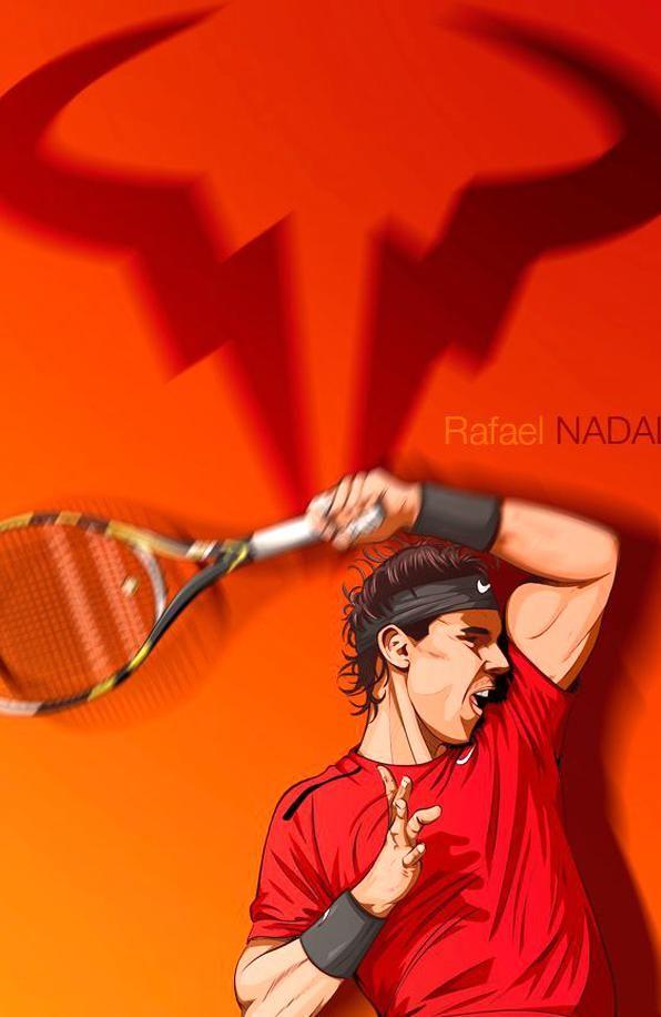 Roland Garros 2012 Rafael Nadal By Kamadacreations In 2020 Rafael Nadal Roland Garros Tennis Rafael Nadal