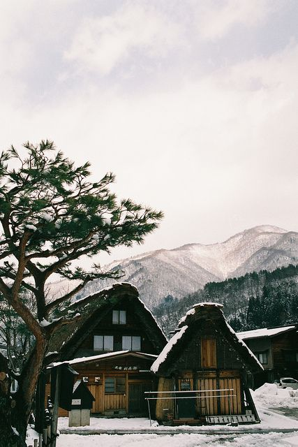 Rural Japan. Chris James