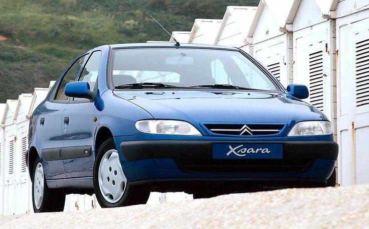 Ebenfalls vor 20 Jahren löst der Citroën  Xsara den ZX ab.